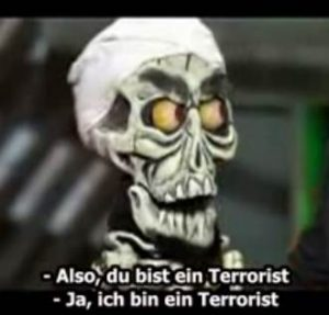 Achmed the death terrorist