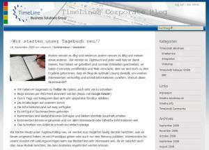 TimeLine eBusienss Blog