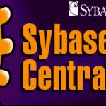 sybase-central