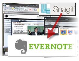 snagit2evernote